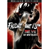 Dvd Sexta feira 13 Parte 7 Friday The 13th Original Lacrado