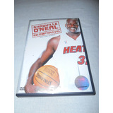 Dvd Shaquille Oneal Incomparavel Nba Miami Heat Raro