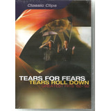 Dvd Tears For Fears   Tears Roll Down Greatest Hits  82  92