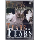 Dvd Tears For Fears   Womam In Chains   Novo