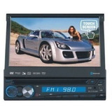 Dvd Tela Retratil 7pol Roadstar Rs 7755bt Bluetooth tv usb