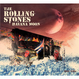 Dvd The Rolling Stones  Havana Moon  dvd   2 Cds  Digipack