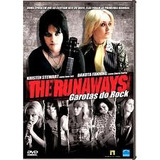 Dvd The Runaways   Garotas Do Rock   Kristen Stewart