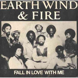 Earth Wind & Fire Compacto De Vinil Fall In Love With Me1982