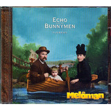 Echo And The Bunnymen 2001 Flowers Cd Com Letras