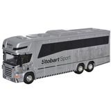 Eddie Stobart Scania P380 Horsebox Truck Caminh�o 1 76 Oxfor