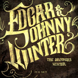 Edgar & Johnny Winter   The Brothers Winter   Cd Duplo