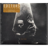 Editors   In Dream Cd Duplo Importado Novo Lacrado 2 X Cd