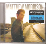 Elton John  Sting   Cd Matthew Morrison   Seriado Tv Glee