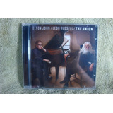 Elton John leon Russell   The Union   Cd Nacional
