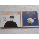 Elton John 2 Cd s Singles Originais Made In Brazil Oferta