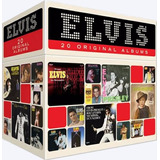 Elvis Presley   20 Original Abum   Box Set   Lacrado