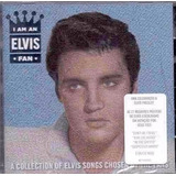 Elvis Presley I Am An Elvis Fan Cd Lacrado Original