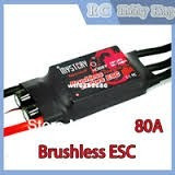 Esc Speed Control 80a Ubec 5v Brushless Motor Lipo Turnigy