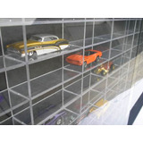 Estante Hot Wheels  120     Nichos Acrilicos     Expositor