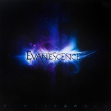 Evanescence 2011 Cd Lacrado Original