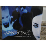 Evanescence Cd Ultra Rare Trax 3 : Origin Outtakes   Rare