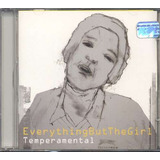 Everything But The Girl  Cd Temperamental 1999