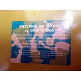 Everything But The Girl Cd Single Importado Walking Wounded