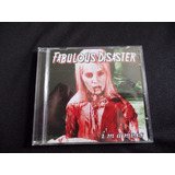 Fabulous Disaster   I M A Mess   Cd