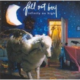 Fall Out Boy   Infinity On High  cd  Formato Musicpac