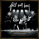 Fall Out Boy Live In Phoenix   Cd Rock
