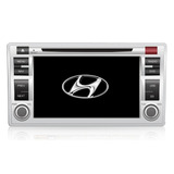 Fé Santa Central Multimidia Hyundai Multimídia Dvd Gps Tv