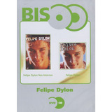 Felipe Dylon   Nas Internas   Série Bis  dvd   Cd