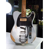 Fender Squier Telecaster Vintage Modified   Bigsby B50   P90