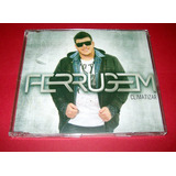 Ferrugem   Cd Single   Climatizar   Lacrado