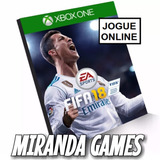Fifa 18 Xbox One Midia Digital 2018 Online Original Barato