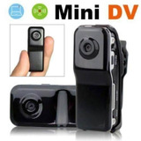 Filmadora Md80 Mini Dv Dvr Webcam C�mera Video Espi�