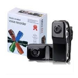Filmadora Mini Dv Dvr Webcam Camera Video Espi� Capacete
