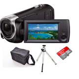 Filmadora Sony Hdr cx405 Full Hd Zoom Digital 350x  Brindes