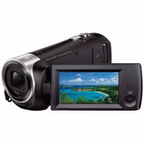 Filmadora Sony Hdr cx405 bolsa tripé 32gb C 10 Full Hd