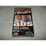 Filme Fita Vhs Rock Harder Abs The Ultimate 5 Minute Ab Rock