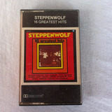 Fita K7 Steppenwolf 16 Greatest Hits