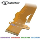 Flat Cable Dvd H Buster Hbd 9540 9650 9510 9560 Frete Gr�tis