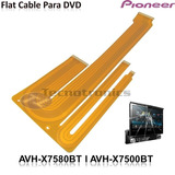 Flat Cable Dvd Pioneer Avh x 7500 Cabo Cnq5853