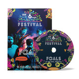 Foals Dvd Bbc 6 Music Fest 2016 Full The Xx Muse