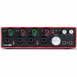 Focusrite Scarlett 18i8 2nd Gen Interface De Audio Usb  Loja