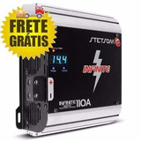 Fonte Automotiva Stetsom Infinity 110a Digital Usina Gilsom