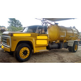 Ford F14000 Limpa Fossa   Ano 1987   Tanque 7 000 Litros