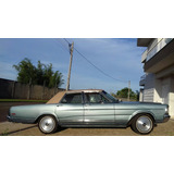 Ford Galaxie Landau V8 Original Ano 1978  placa Preta