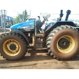 Ford New Holland Ts 110 2008