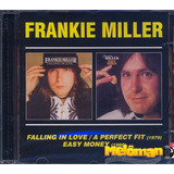 Frankie Miller 1979 80 Falling In Love   A Perfect Fit Cd