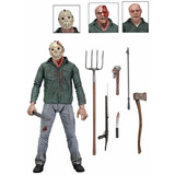 Friday The 13th   Ultimate Jason Part 3 Neca Classico