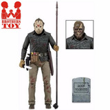 Friday The 13th Part 6 Ultimate Jason Neca Sexta feira 13