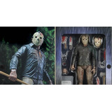 Friday The 13th Part Iv Jason   Ultimate Action Figure  gam