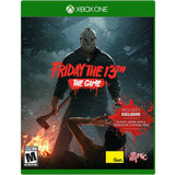 Friday The 13th The Game   Jason     Xbox One
